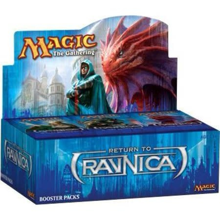 Wizards of the Coast MTG RETURN TO RAVNICA BOOSTER BOX