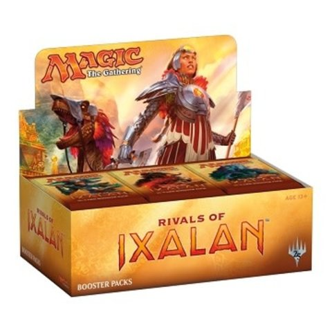 MTG RIVALS OF IXALAN BOOSTER BOX