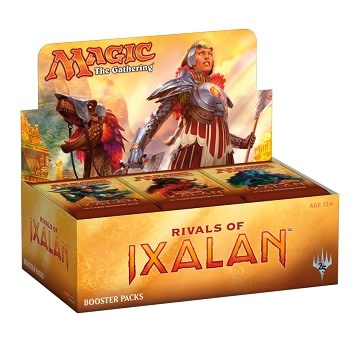 Wizards of the Coast MTG RIVALS OF IXALAN BOOSTER BOX