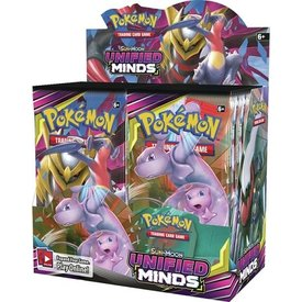 POKEMON POKEMON UNIFIED MINDS BOOSTER BOX
