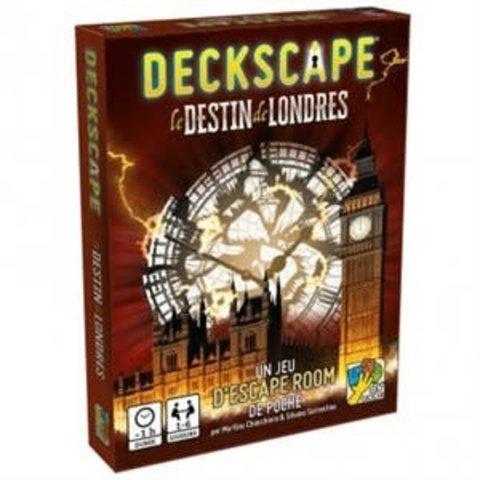 DECKSCAPE 2: LE DESTIN DE LONDRES (FR)