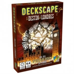 Super Meeple DECKSCAPE 2: LE DESTIN DE LONDRES (FR)