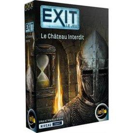 Iello EXIT - LE CHATEAU INTERDIT (FR)