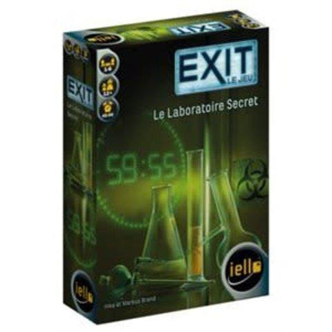 EXIT - LE LABORATOIRE SECRET (FR)