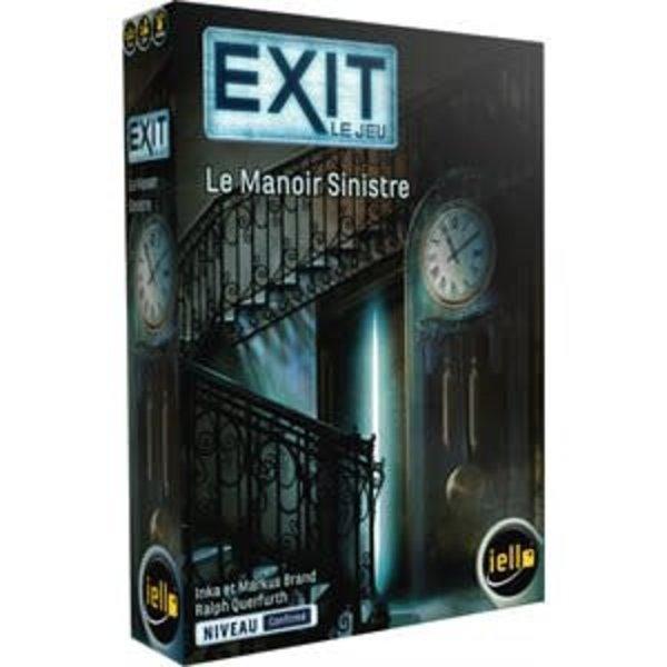 Iello EXIT- LE MANOIR SINISTRE (FR)