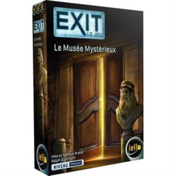 Iello EXIT- LE MUSÉE MYSTÉRIEUX (FR)