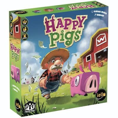 Iello HAPPY PIGS (FR)