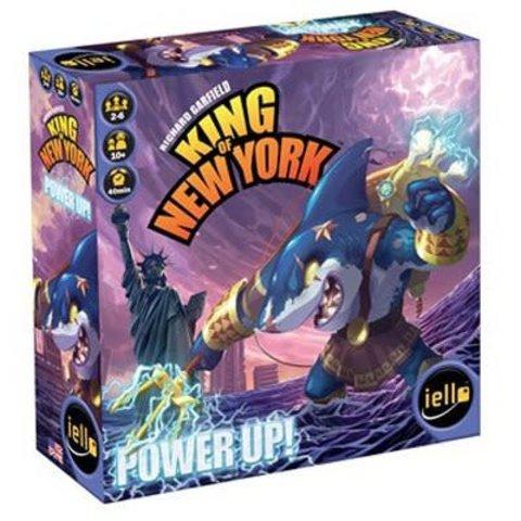 KING OF NEW YORK - POWER UP (FR)