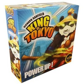 Iello KING OF TOKYO - POWER UP ! (EXT) (FR)