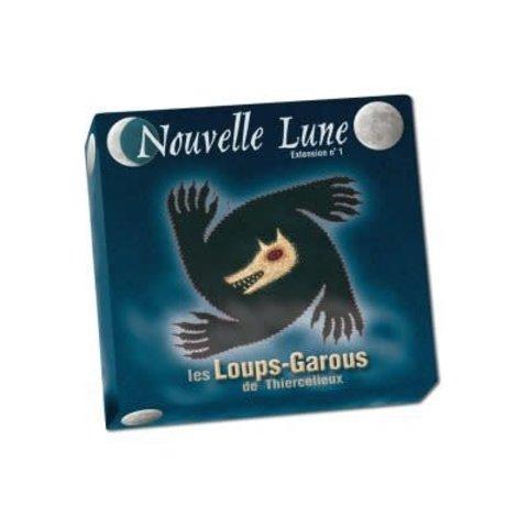 LOUPS GAROUS - NOUVELLE LUNE (FR)