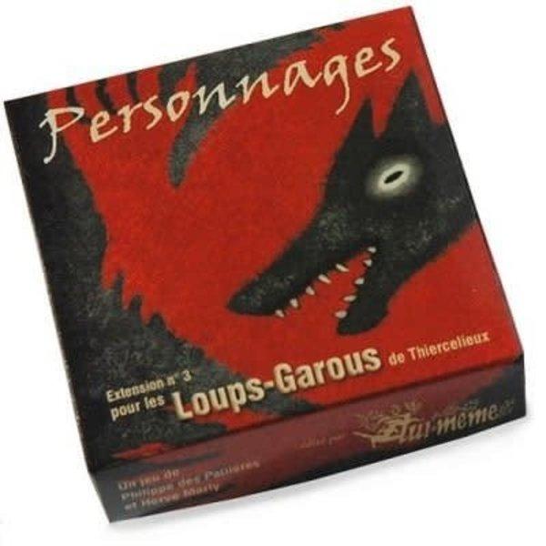 Lui-Meme LOUPS GAROUS - PERSONNAGES (FR)