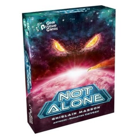 NOT ALONE (FR)