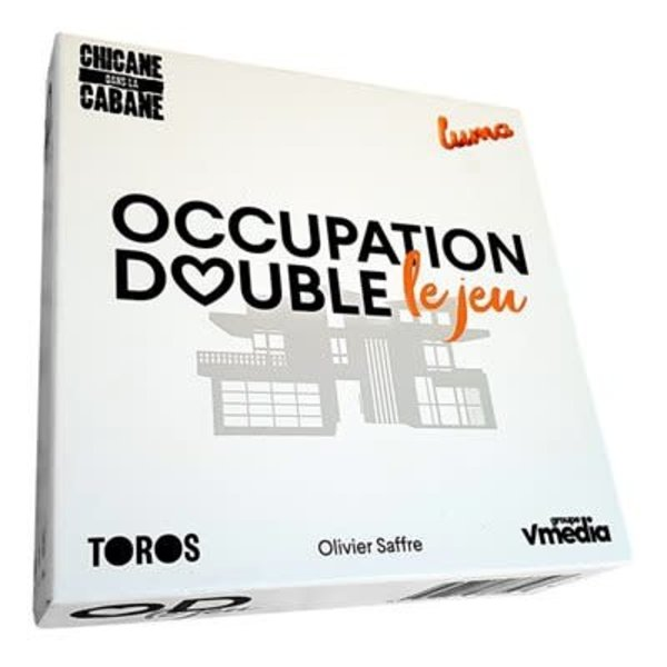 Luma OCCUPATION DOUBLE - AFRIQUE DU SUD 2019 (FR)