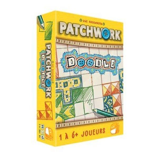 Funforge PATCHWORK DOODLE (FR)