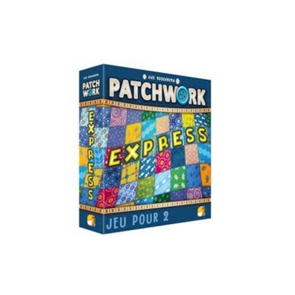 Funforge PATCHWORK EXPRESS (EN)