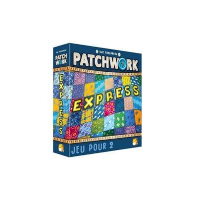 Funforge PATCHWORK EXPRESS (FR)