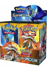 POKEMON POKEMON SUN & MOON BOOSTER BOX