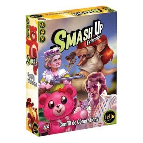 SMASH UP EXT. - CONFLIT DE GENERATIONS (FR)