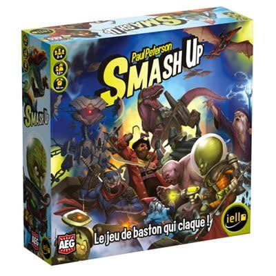 Iello SMASH-UP (FR)