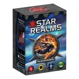 Iello STAR REALMS (FR)