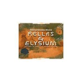 Intrafin TERRAFORMING MARS EXTENSION: HELLAS & ELYSIUM (FR)