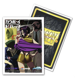 Arcane Tinmen DRAGON SHIELD SLEEVES COWBOY BEBOP FAYE 100CT