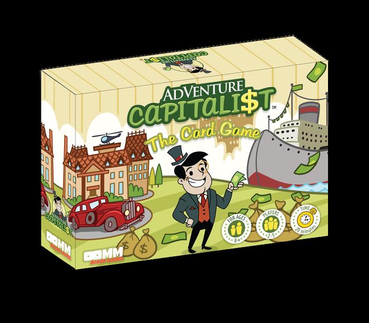 OOMM Adventure Capitalist (English)
