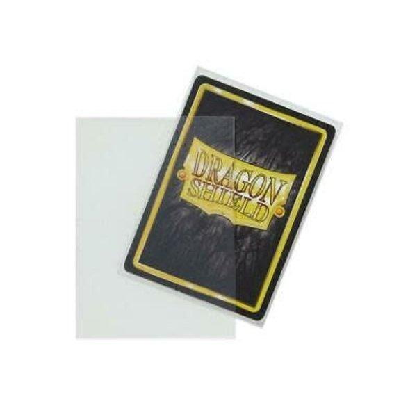 Arcane Tinmen DRAGON SHIELD SLEEVES MATTE CLEAR 100CT