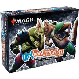 Wizards of the Coast MTG UNSANCTIONED