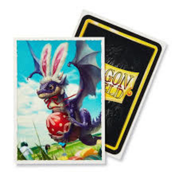 Arcane Tinmen DRAGON SHIELD SLEEVES MATTE EASTER DRAGON 100CT