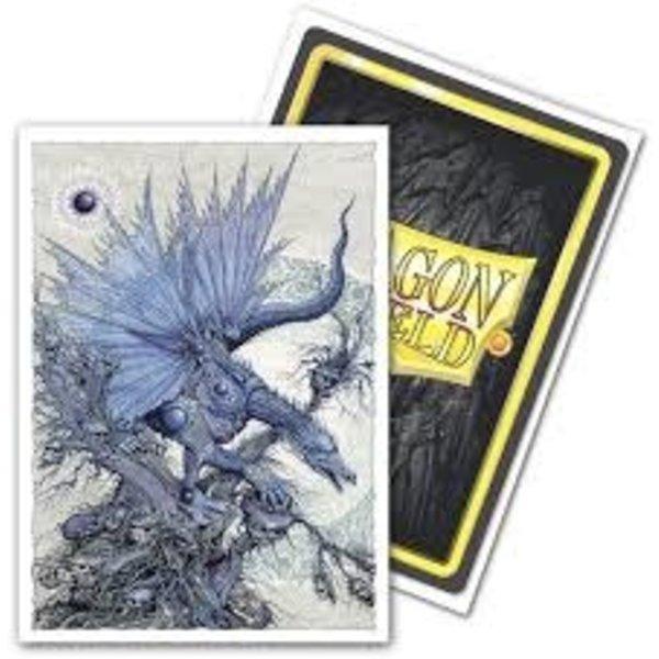 Arcane Tinmen DRAGON SHIELD SLEEVES MATTE SEER O/T GOD HAND 100CT