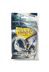 Arcane Tinmen DRAGON SHIELD SLEEVES PERFECT FIT CLEAR 100CT