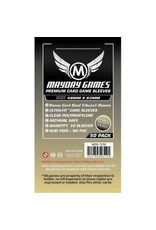 Mayday PREMIUM TRIBUNE SLEEVES 49mm X 93mm 50CT