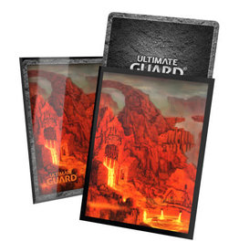 Ultimate Guard UG SLEEVES LANDS EDITION II MOUNTAIN 100CT