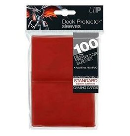 Ultra Pro UP D-PRO 100CT RED