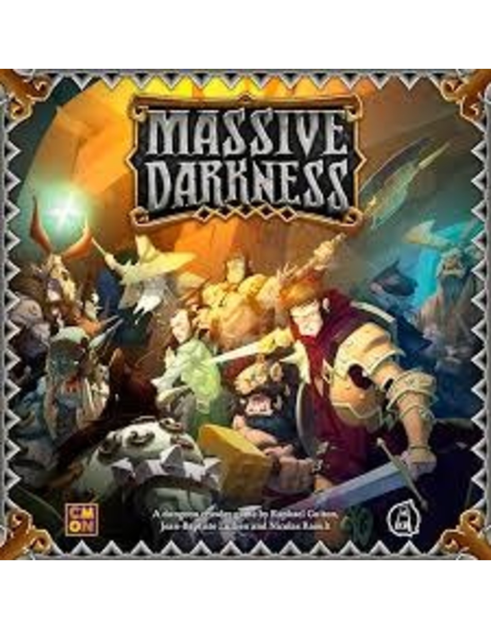 CMON Massive Darkness (English)