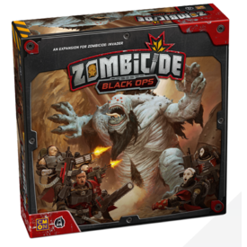CMON ZOMBICIDE INVADER: BLACK OPS (English)