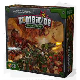 CMON ZOMBICIDE INVADER: DARK SIDE (English)