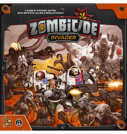 CMON ZOMBICIDE: INVADER (English)