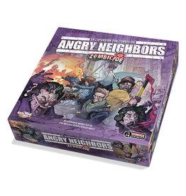 CMON ZOMBICIDE: ANGRY NEIGHBORS (English)