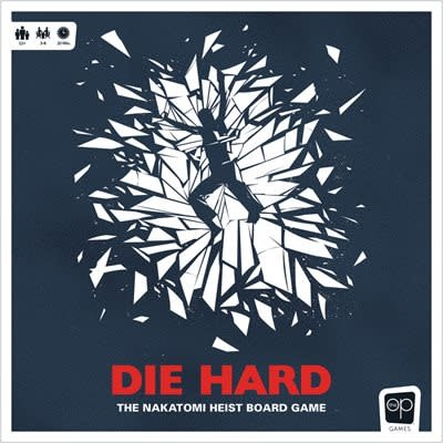 Usaopoly Die Hard  (English)