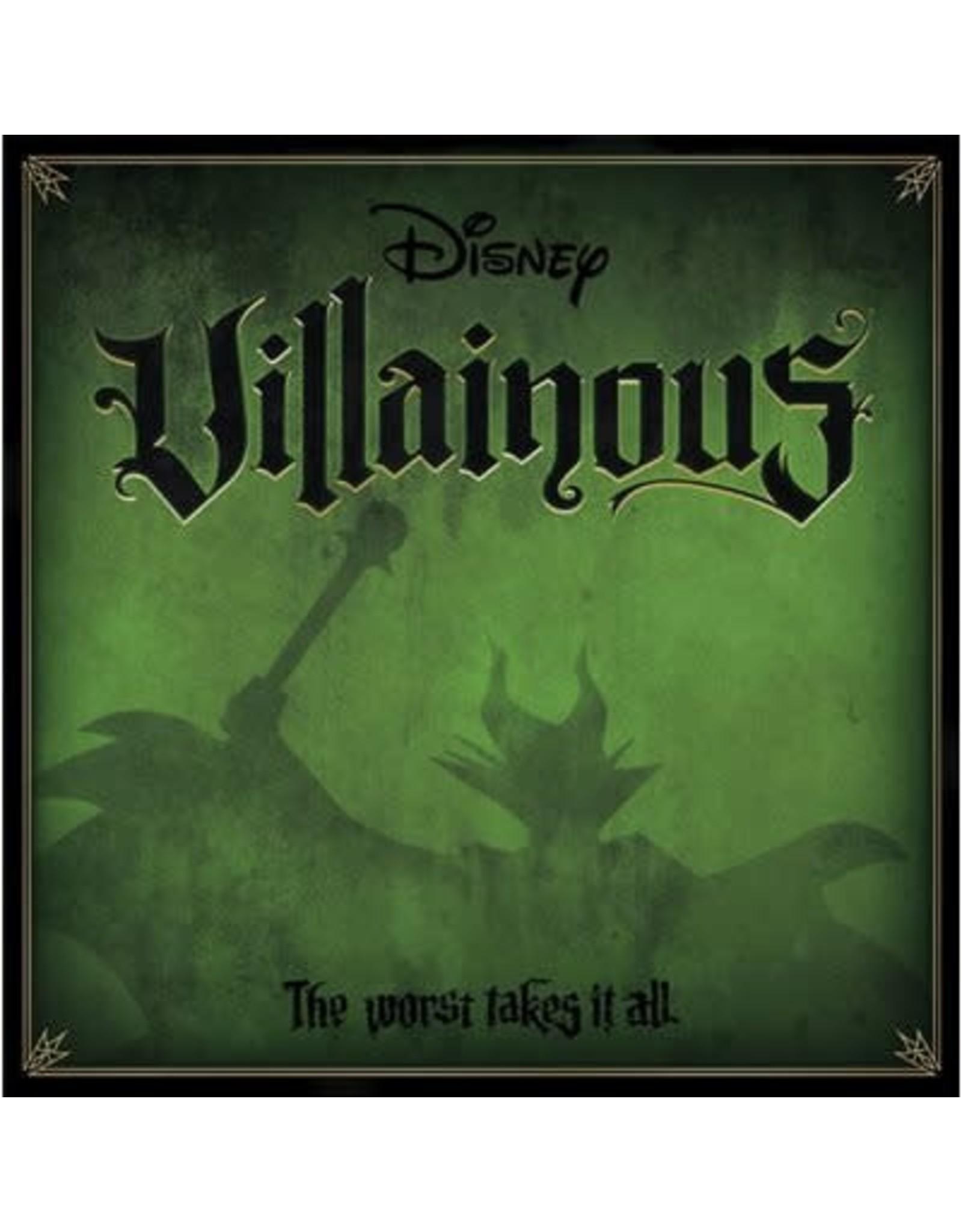 Ravensburger DISNEY VILLAINOUS (English)