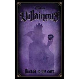 Ravensburger Disney Villainous: Wicked to the Core (English)