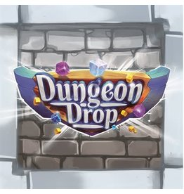 Gamewright Dungeon Drop (English)