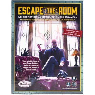 Thinkfun Escape the Room - Gravelys Retreat (FR)