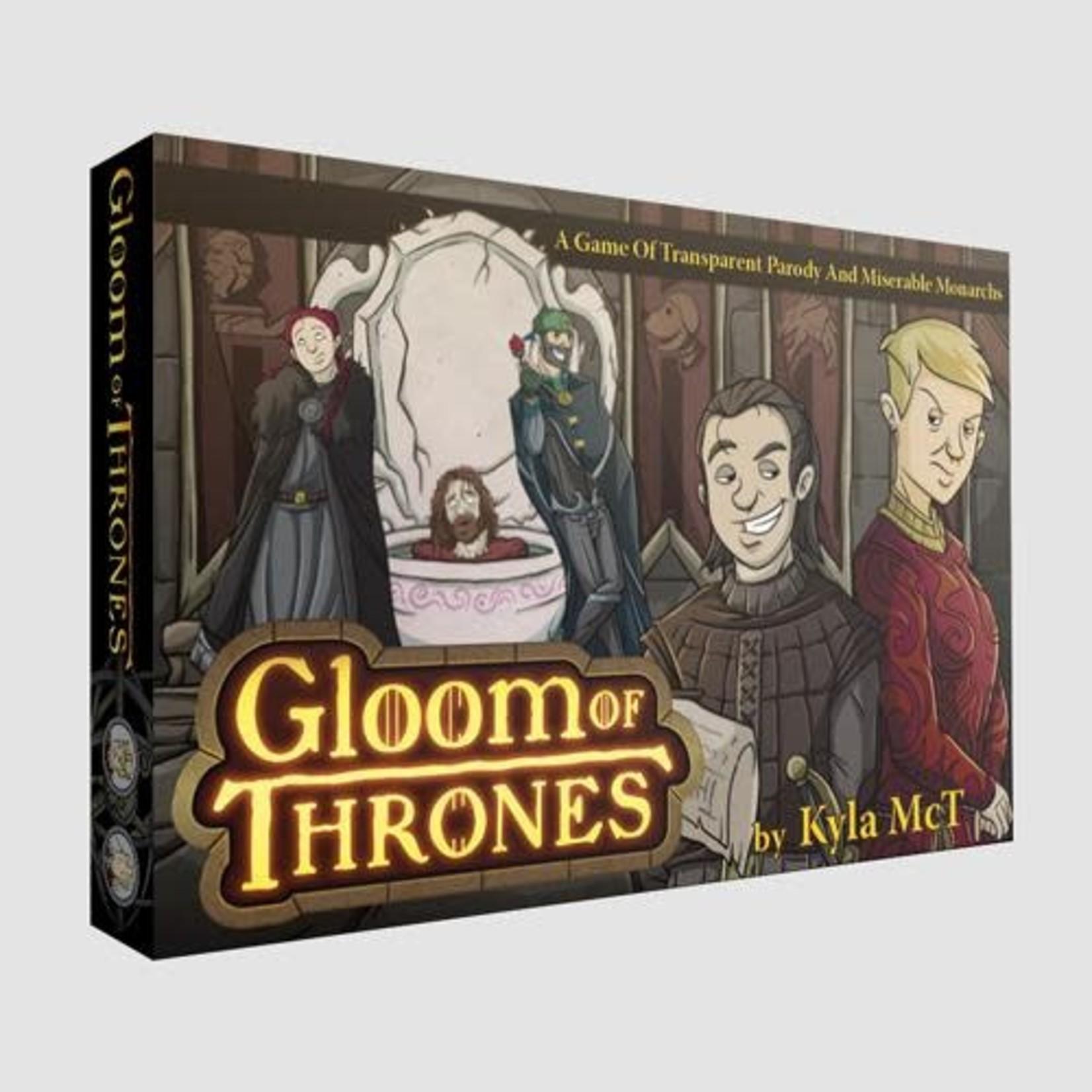 Atlas Games Gloom of Thrones (English)