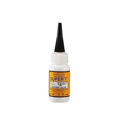 Super T Hst7 Hot Stuff Super T Glue 1 Oz