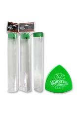 Monster Monster Prism Playmat Tube Green