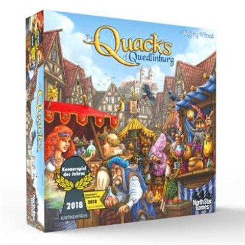 Quacks of Quedlinburg (English)