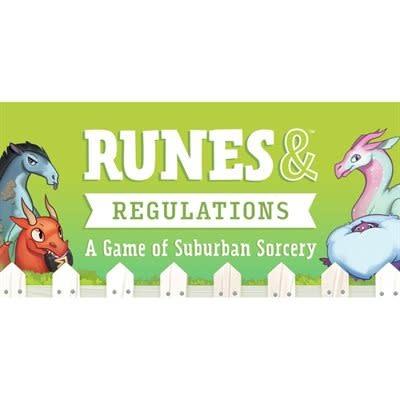Unstable Games Runes & Regulations (English)